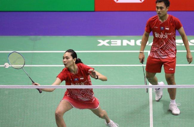 Hafiz/Gloria ke Perempat Final Setelah Tundukkan Wakil Inggris Di Hong Kong Open 2019