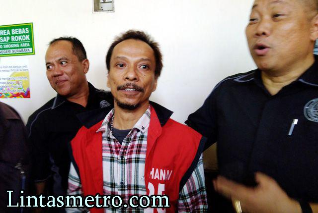 Henry Basis Boomerang Diganjar 1,4 Tahun Penjara