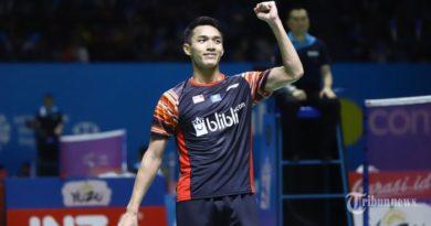 Jojo Maju ke Babak Kedua Fuzhou China Open 2019