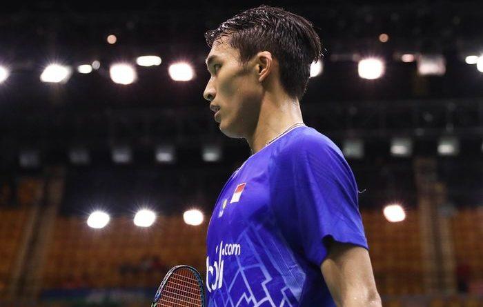 Jonatan Rebut Satu Tiket ke Perempat Final Hong Kong Open 2019