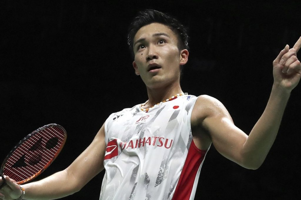 Kento Momota Terus Melaju Di Fuzhou China Open 2019