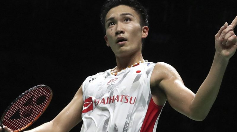Kento Momota Terus Melaju Di Fuzhou China Open 2019
