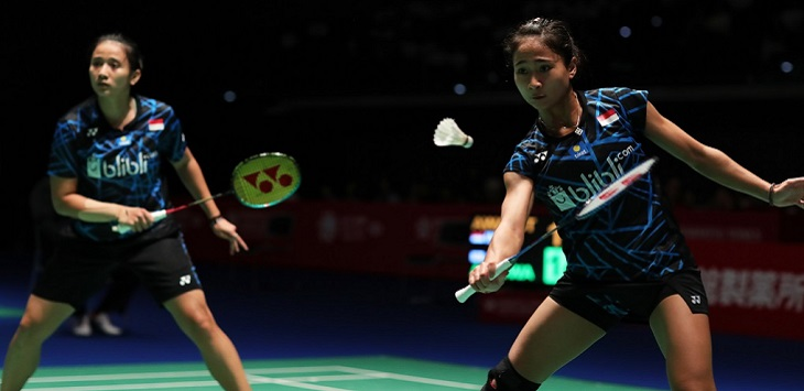 Ketut/Tania Tersisih Di Hong Kong Open 2019