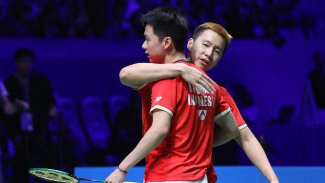 Marcus/Kevin dan Misi Pertahankan Gelar Hong Kong Open 2019