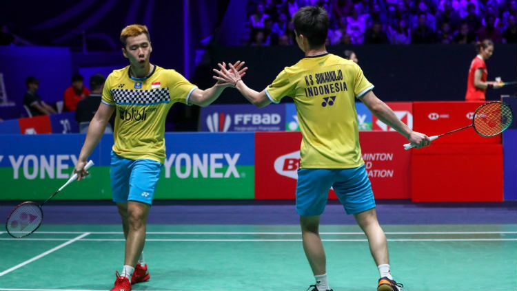 Minions Rebut Tiket ke Semifinal Fuzhou China Open 2019