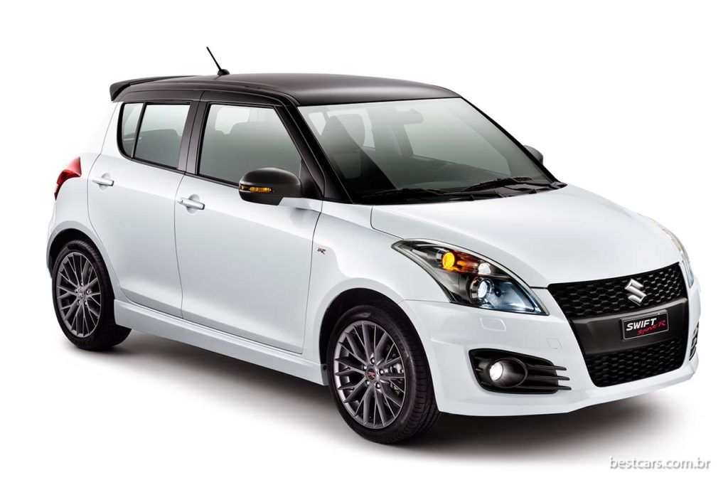 Mobil HatchBack Suzuki Swift Review Spesifikasi