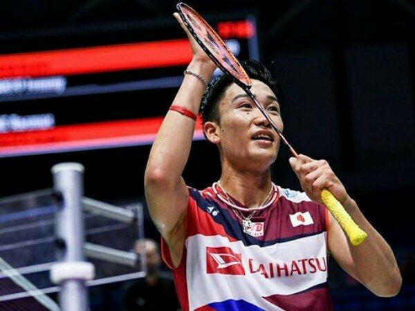 Momota Raih Gelar Juara Fuzhou China Open 2019