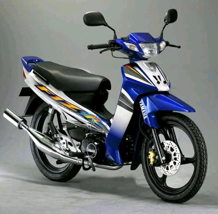 Nostalgia Yamaha F1ZR Menjadi Harta Karun