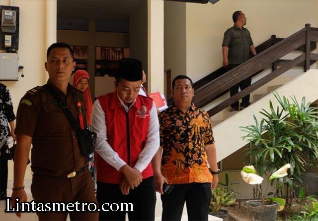 Polres Tak Intervensi Sidang Sutiwo penjara