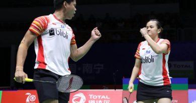 Praveen/Melati Bungkam Juara Superseries Finals