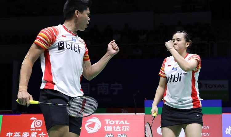 Praveen/Melati Bungkam Juara Superseries Finals