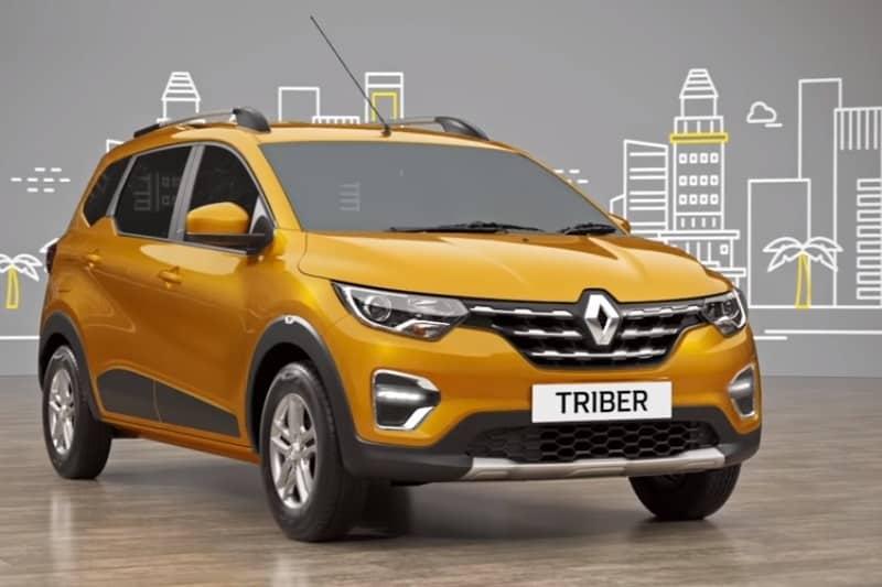 Renault Triber MPV Eropa Paling Murah