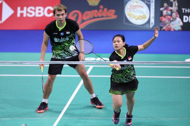 Rinov/Pitha Kalah dari Wakil Malaysia di Fuzhou China Open 2019