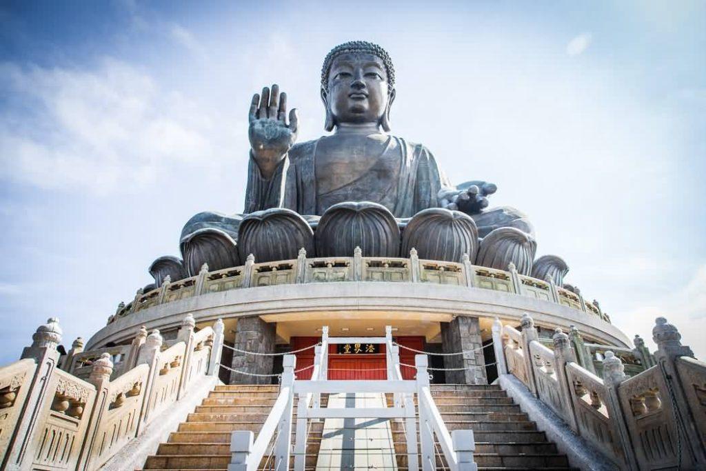 5 Tempat Paling Memesona di Dunia - Tian Tan Buddha - Pulau Lantau (Hong Kong)