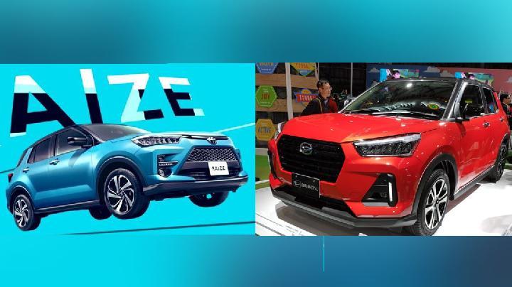 Toyota Raize Kembaran Daihatsu Rocky Meluncur