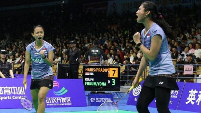 Wakil Indonesia Habis di Macau Open 2019