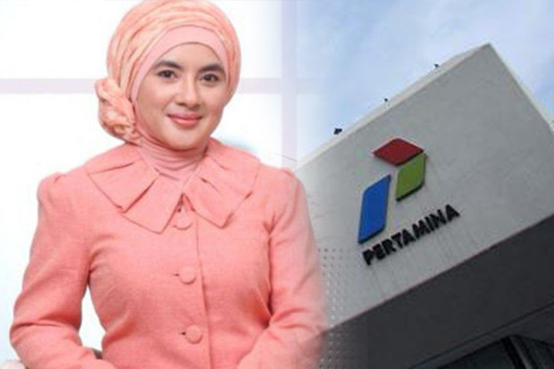 Nicke Widyawati Bos Pertamina yang Disebut Posisinya Akan Digeser Ahok.