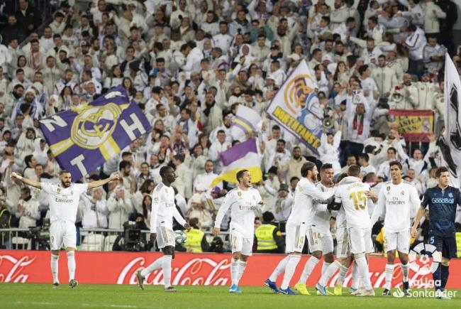 Real Madrid Menjamu Real Sociedad Di Santiago Bernabeu