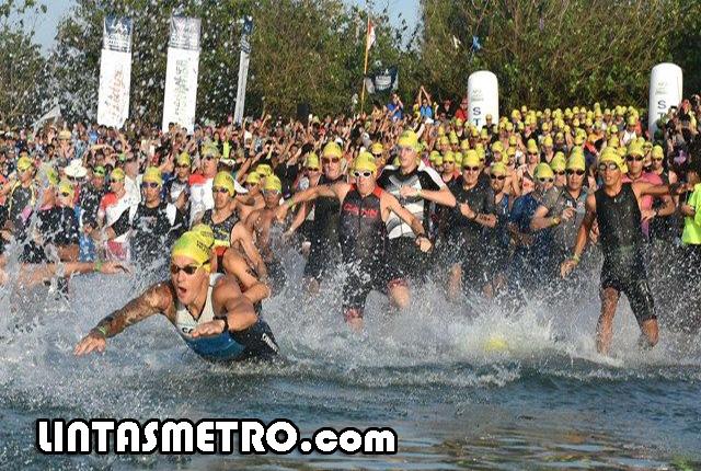 Bali International Triathlon 2019, Diikuti 2.250 Peserta