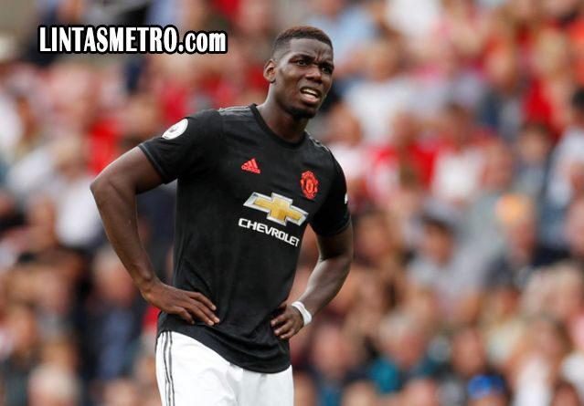 Juventus Sudah Hubungi Manchester United untuk Paul Pogba