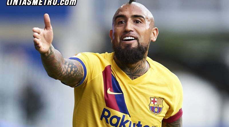 Alasan Mengapa Liverpool Harus Mendatangkan Arturo Vidal Di Januari
