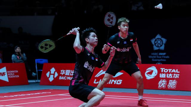 3 Wakil Indonesia Lolos Semifinal BWF World Tour Finals 2019
