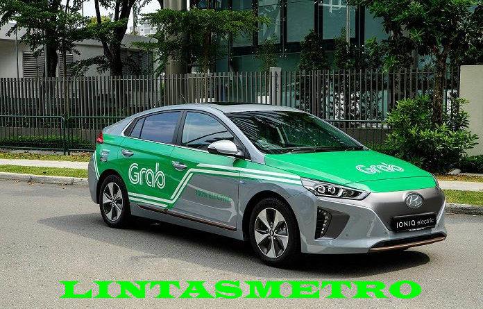 Hyundai Ioniq diboyong Grab ke Indonesia