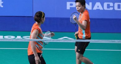 Greysia/Apriyani Ke Final SEA Games 2019