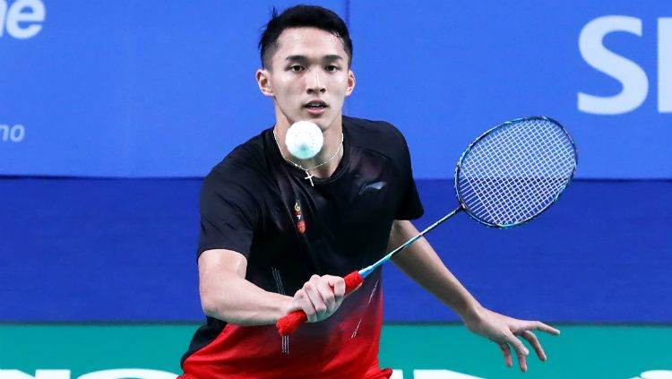 Indonesia ke Final Bulutangkis Beregu Putra SEA Games 2019