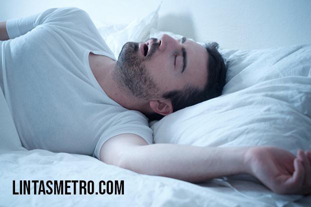 TIDUR BERLEBIHAN MENINGKATAKAN RISIKO STROKE HINGGA 85%