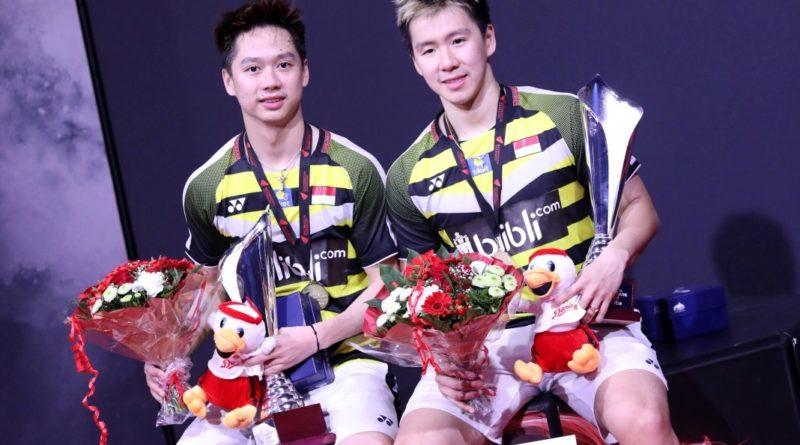 Marcus/Kevin Pecahkan Rekor Peringkat No. 1 Dunia Terlama