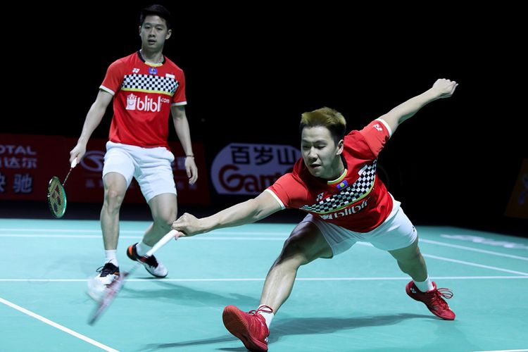Marcus/Kevin Berpeluang Pertahankan Gelar Malaysia Masters 2020