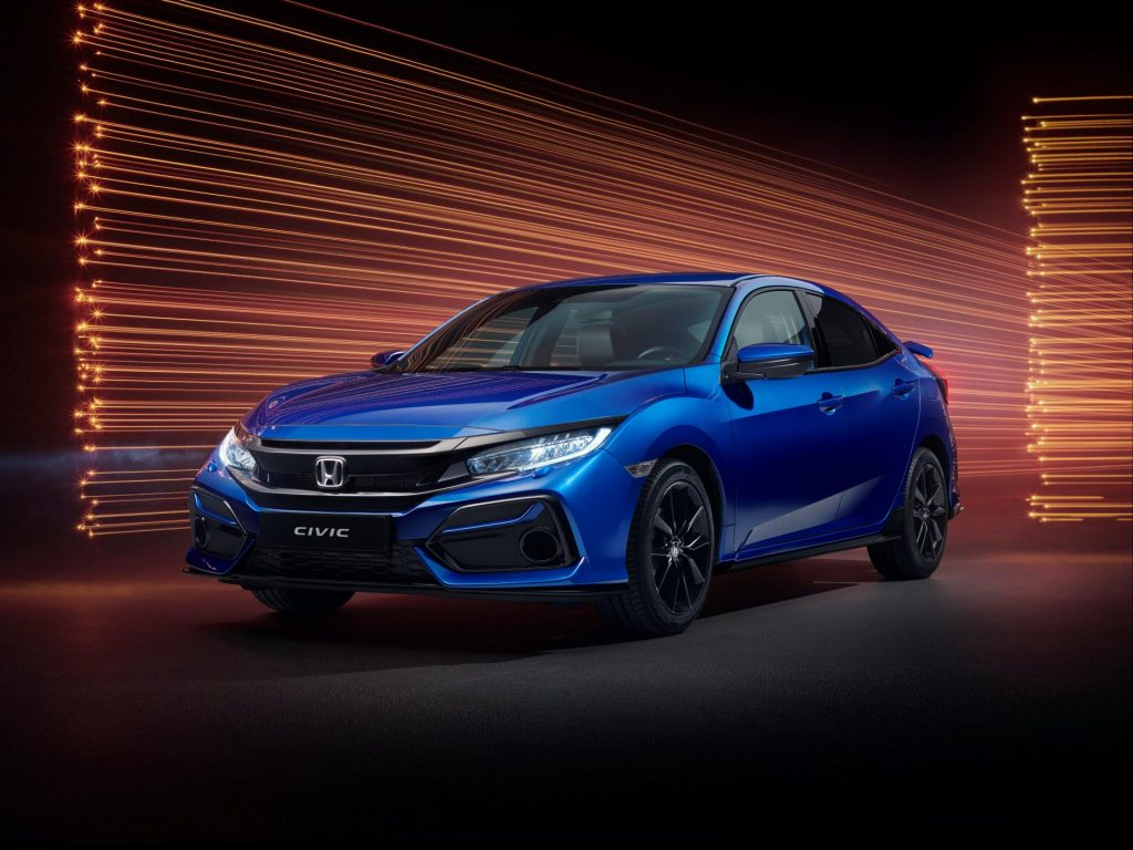 Merilis New Honda Civic Sport Line