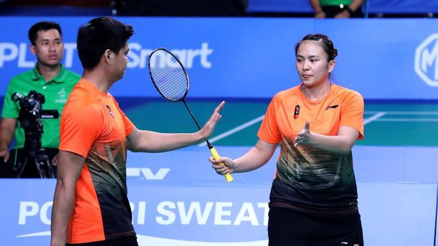 Praveen/Melati Melaju ke Final SEA Games 2019