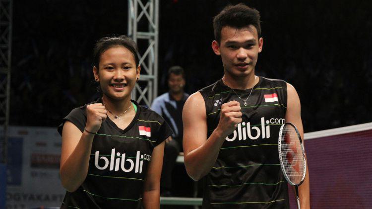 Rinov/Pitha Melangkah ke Perempat Final SEA Games 2019