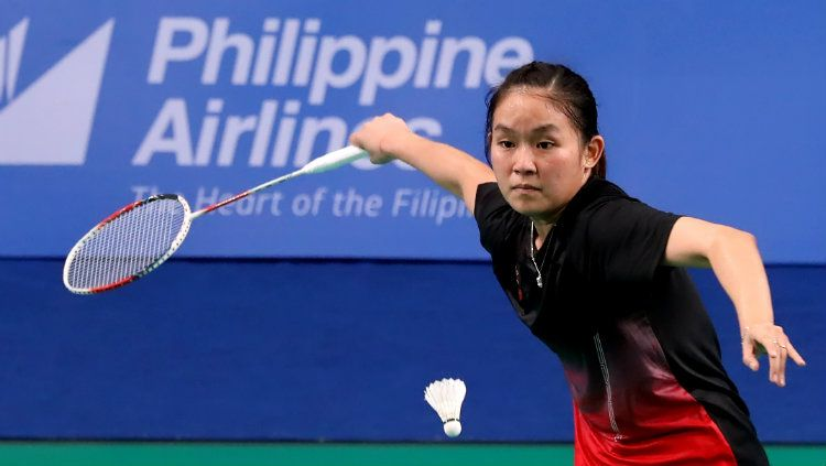 Ruselli Hartawan ke Final SEA Games 2019