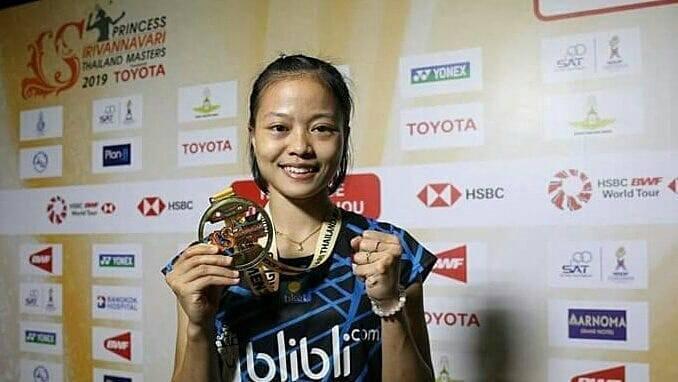 Sering Tersisih Tapi Fitriani Pernah Juara Thailand Masters