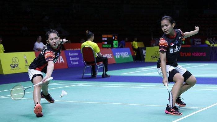 Siti/Ribka Melaju ke Perempat Final SEA Games 2019