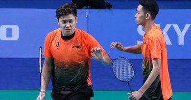 Wahyu/Ade Gagal Masuk Ke Final SEA Games 2019