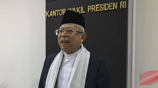 Soal Hukuman Mati Koruptor Maruf Amin.
