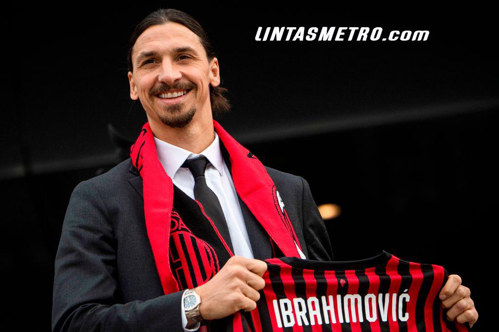 Pioli Jelaskan Seberapa Pentingnya Zlatan Ibrahimovic untuk AC Milan