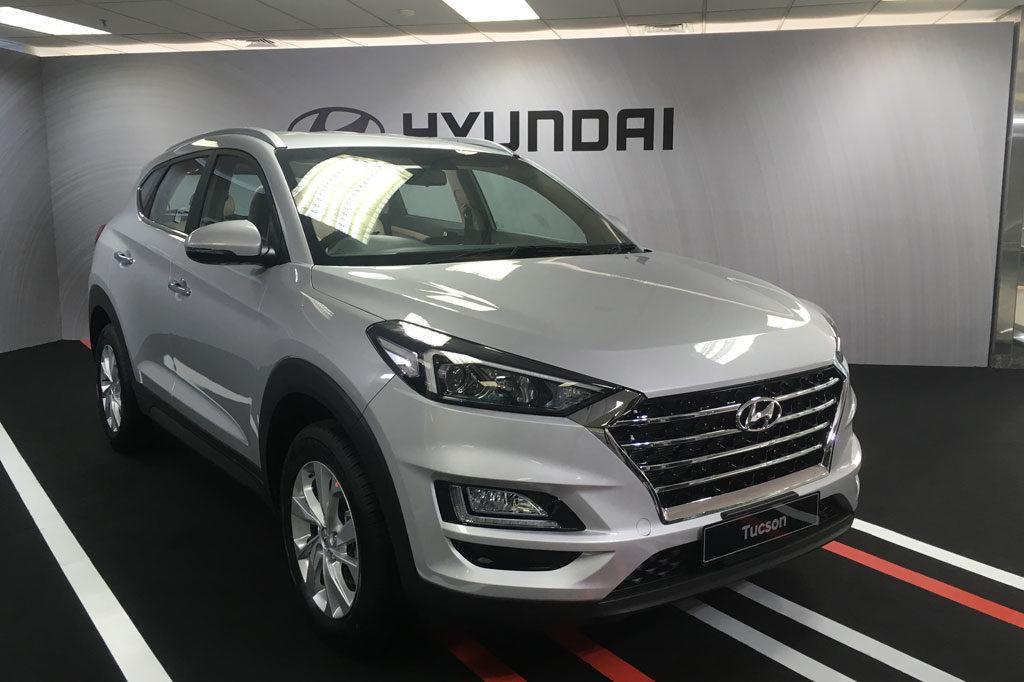Hyundai Tucson Facelift Dirilis di Indonesia