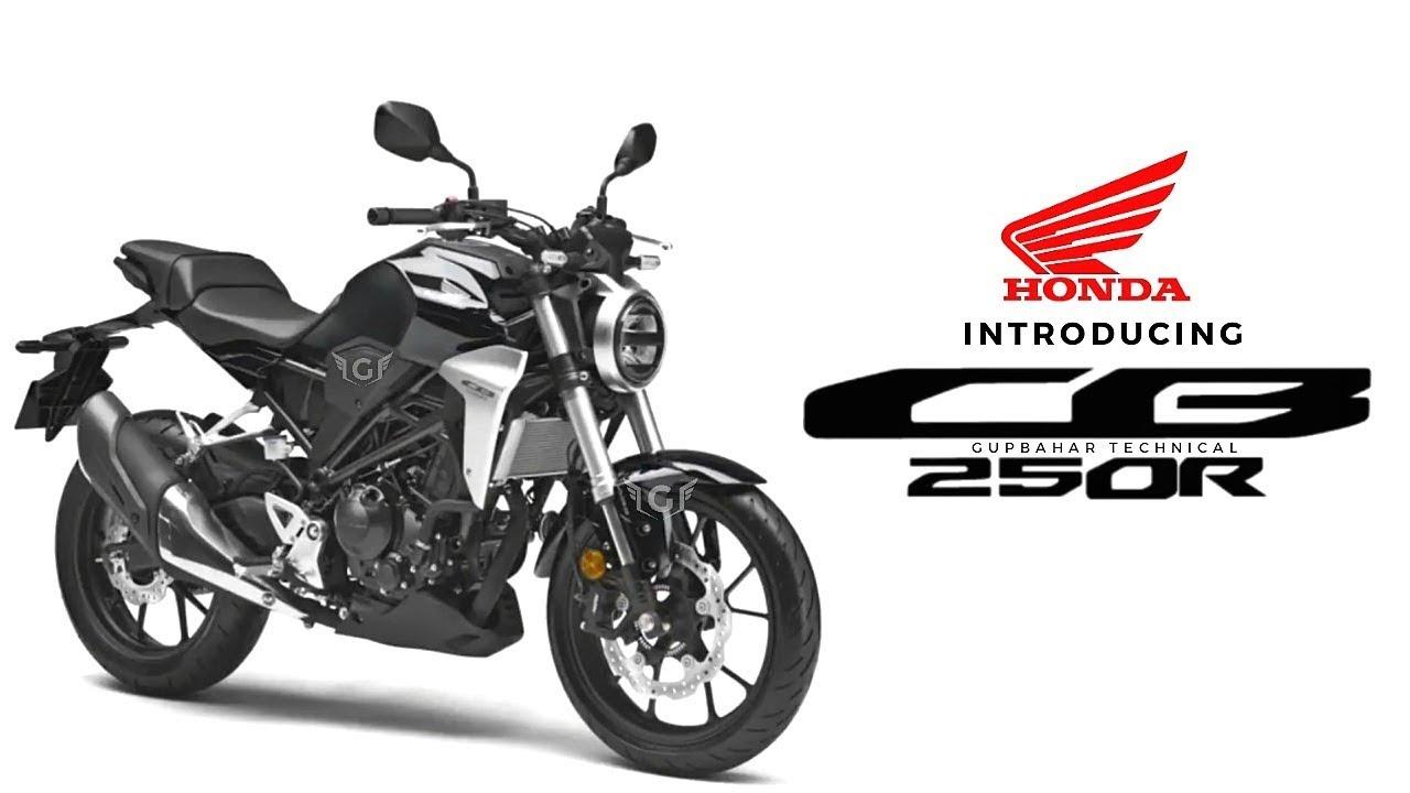 Motor Honda CB 250R Review Spesfikasi