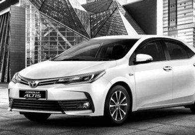 Review Spesifikasi New Toyota Corolla Altis