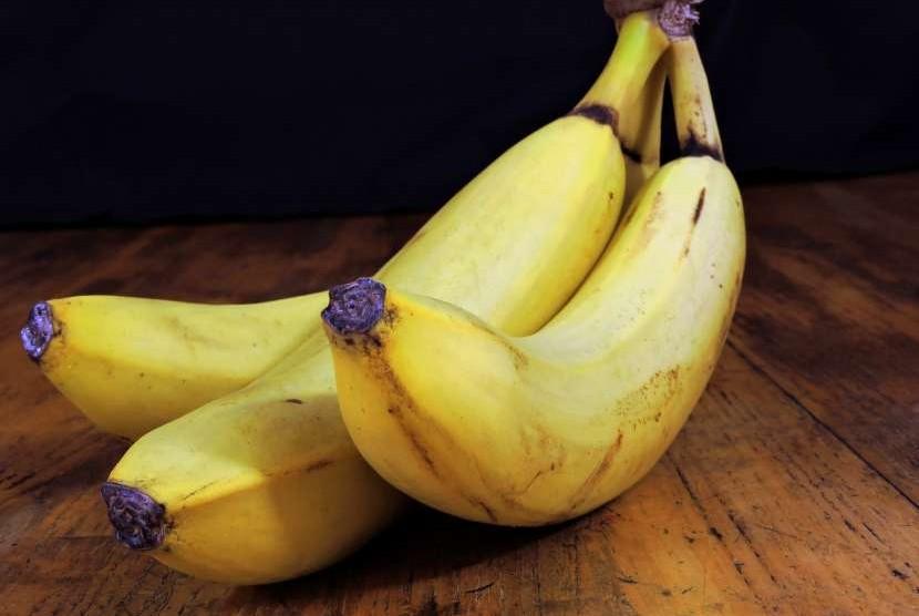 Berbagai kandungan nutrisi terdapat pada pisang