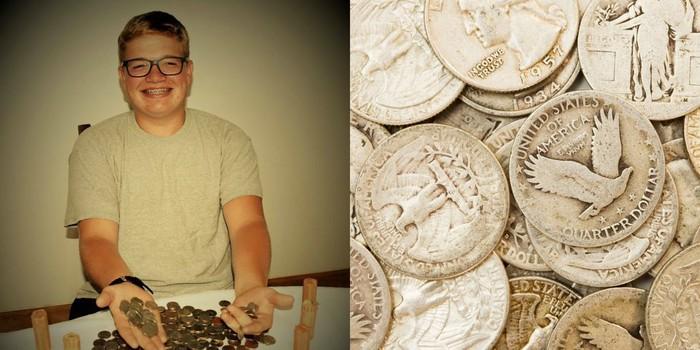 Bayar makan pakai uang koin remaja ini di ejek pihak restoran