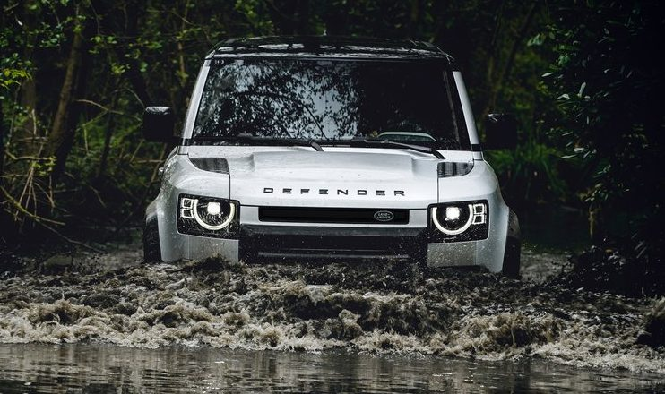 Land Rover No Time To Die