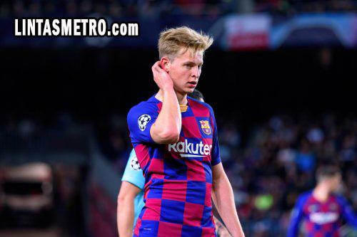 De Jong Harusnya ke Juventus dan Bukan Barcelona