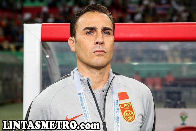 Cannavaro Juga Melihat Tridente Juventus Sebagai Beban