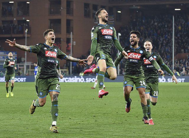 Italia Masih Lockdown Napoli Ngotot Segera Memulai Latihan